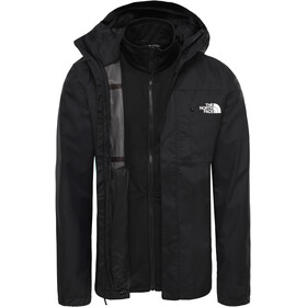 The North Face Quest Triclimate Takki Miehet, tnf black